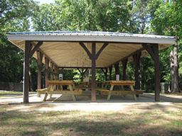 Mile Branch Park Pavillion
