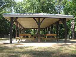 Mile Branch Park Pavillion